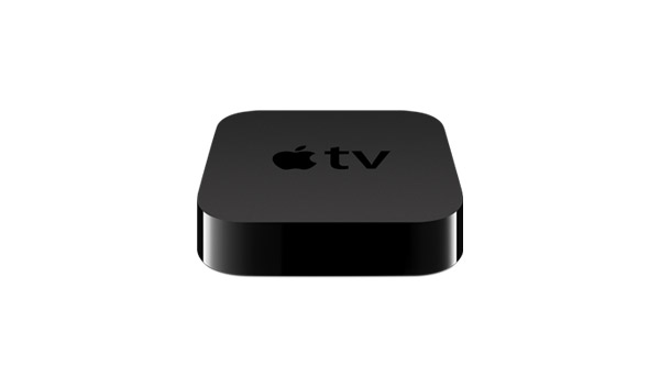 This is an image of an Apple TV.