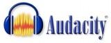 Logo for Audacity