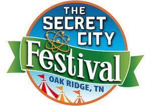 Logo of Secret City Festival
